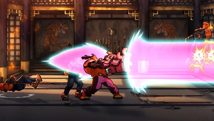 Streets of Rage 4 Review 2