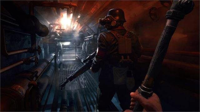 Wolfenstein: The Old Blood 1