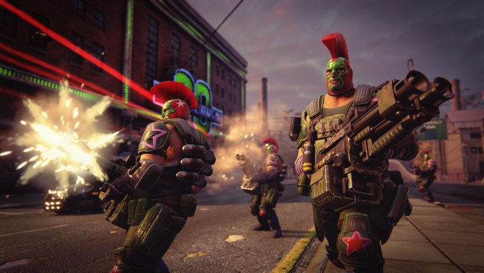 saints row the third remastered review xbox one 2