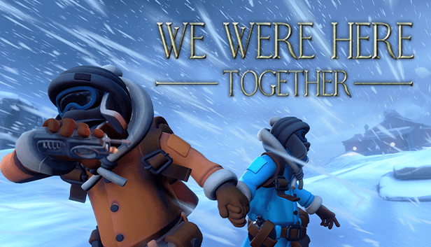 we were here together xbox header