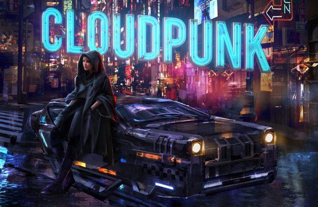 cloudpunk art