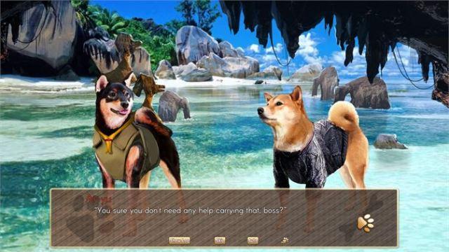 Um verão com Shiba Inu Review Xbox One