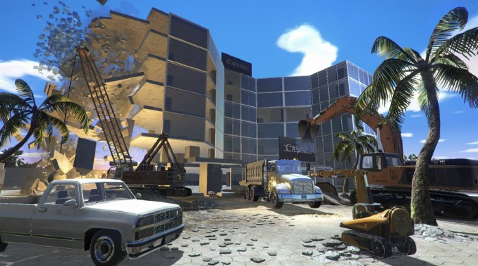 Demolish & Build Xbox