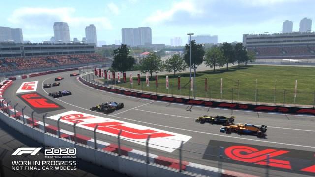 F1 2020 Hanoi review xbox 2