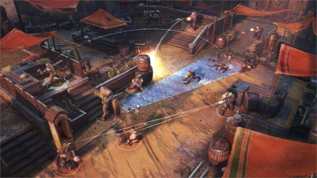 Gears Tactics Review