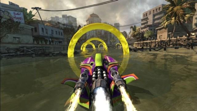 Hydro Thunder Xbox