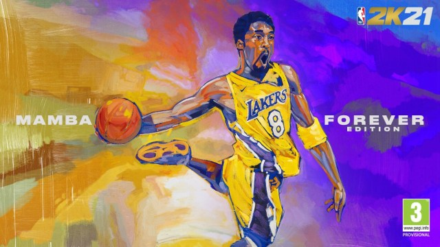 NBA2K21 KOBE