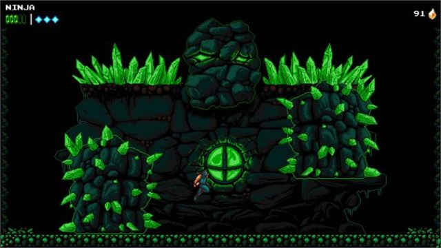 The Messenger Review Xbox One