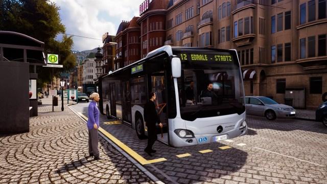 Bus Simulator Mercedes-Benz xbox