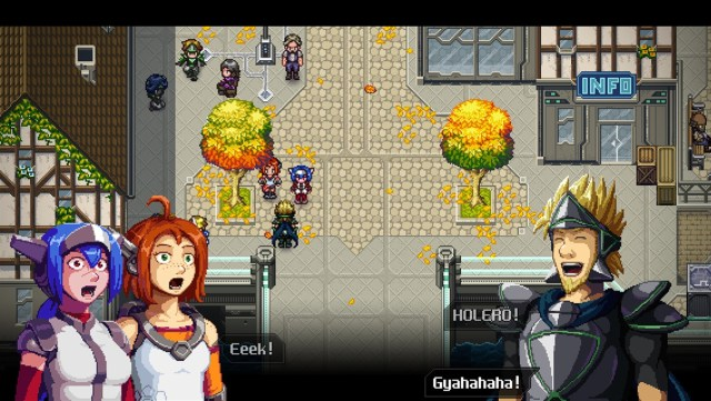 crosscode review xbox 2