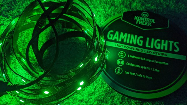 kontrolFreek Gaming Lights Review 2