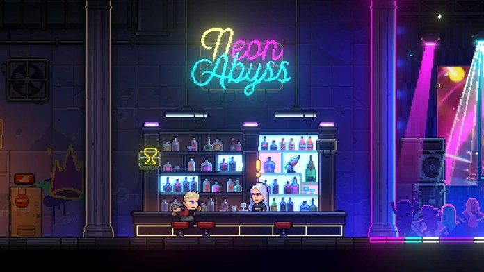 neon abyss review xbox 1