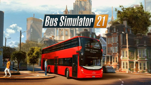 bus simulator 21 xbox