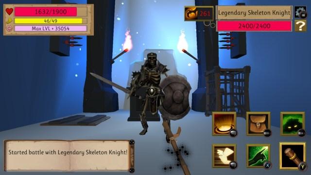 dungeon scavenger xbox