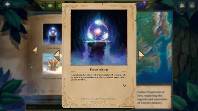 faeria lore