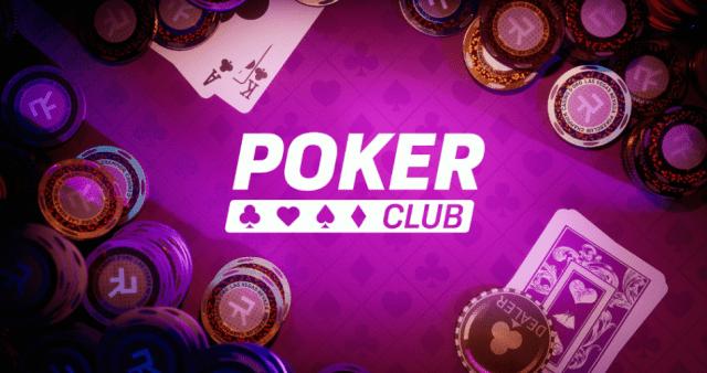 poker club key art