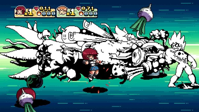 Scott Pilgrim vs. the World: The Game 2010
