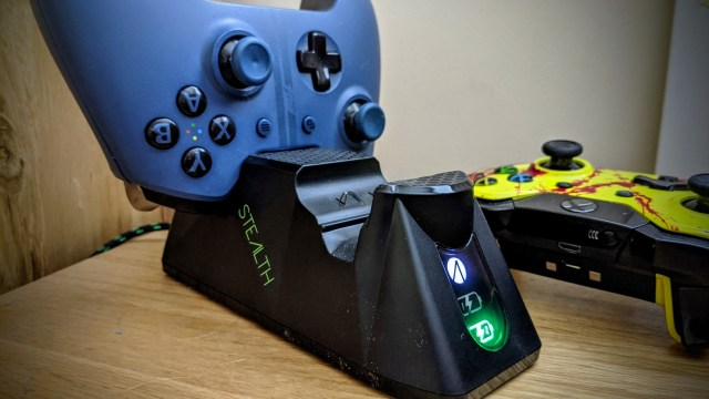 stealth docking station review xbox 3