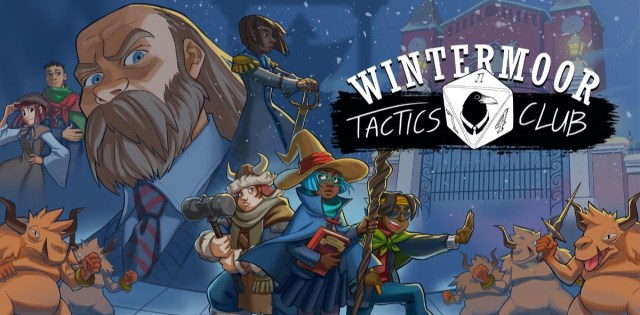 Wintermoor Tactics Club xbox one