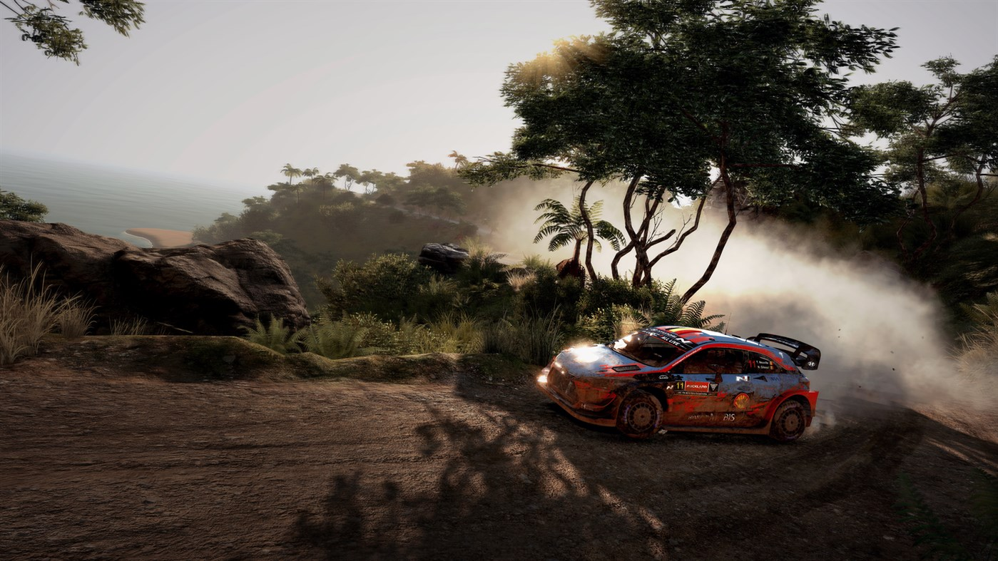 WRC 9 powerslides onto Xbox One, PS4 and PC   TheXboxHub