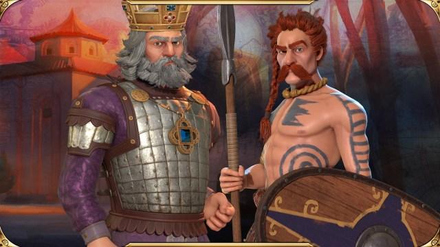 Civ 6 Byzantium & Gaul Pack