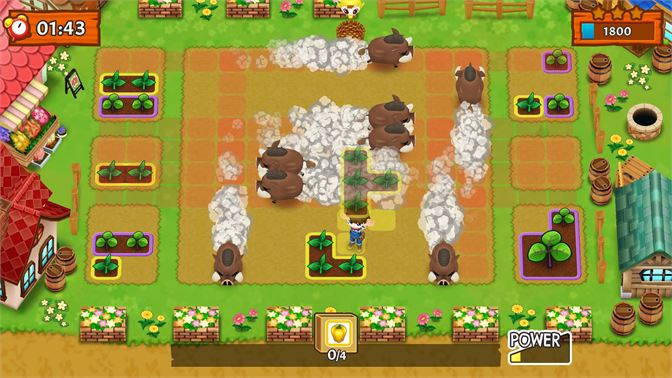 Harvest Moon: Mad Dash Review