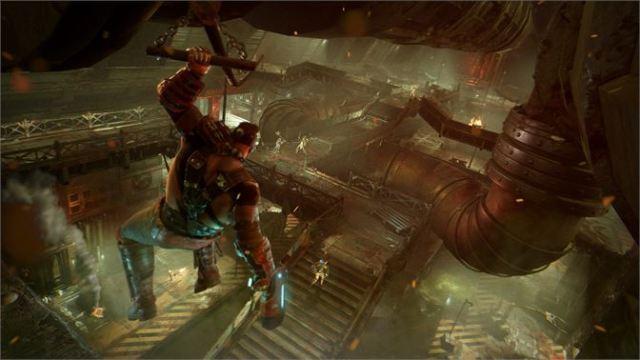 Necromunda: Underhive Wars Xbox