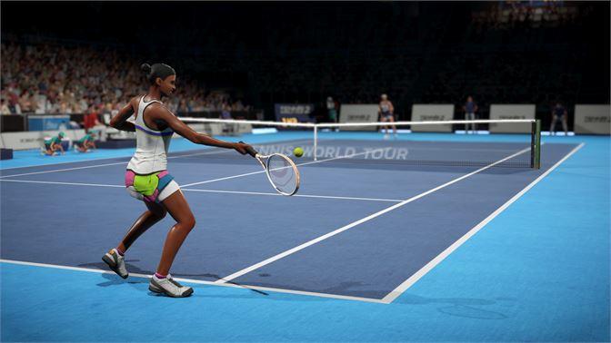 Tennis World Tour 2 Xbox