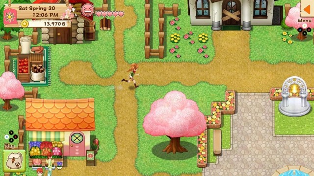 harvest moon light of hope review xbox 2