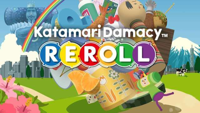 katamari damacy reroll xbox one