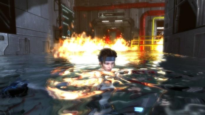 Hydrophobia Xbox One