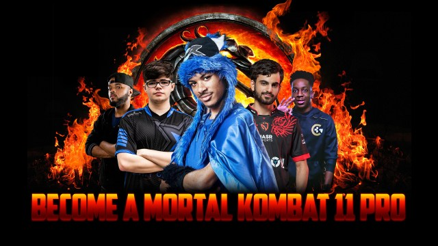 Become a pro in MK11