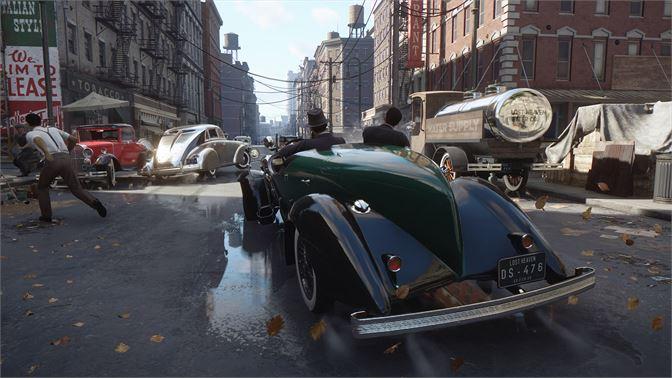 Mafia: Definitive Edition Xbox