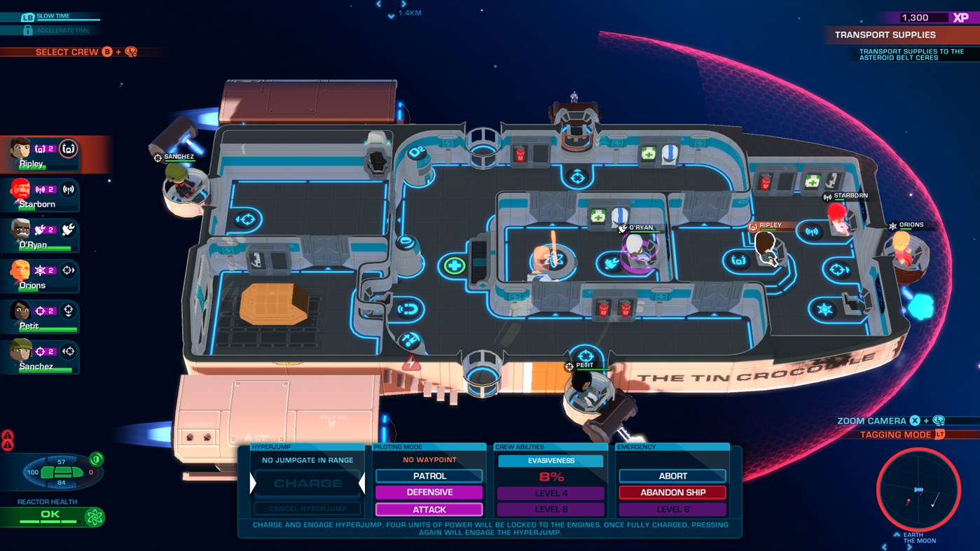 Space Crew Review | TheXboxHub