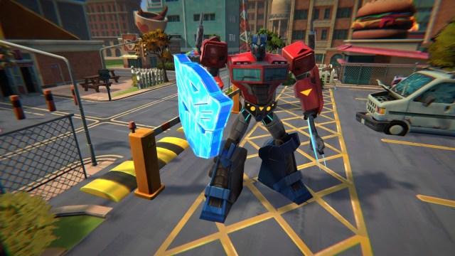 transformers battlegrounds xbox launch