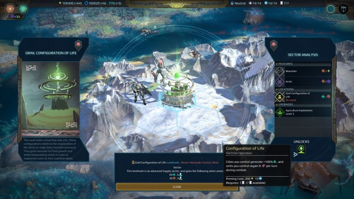 Age of Wonders: Planetfall - Star Kings Review