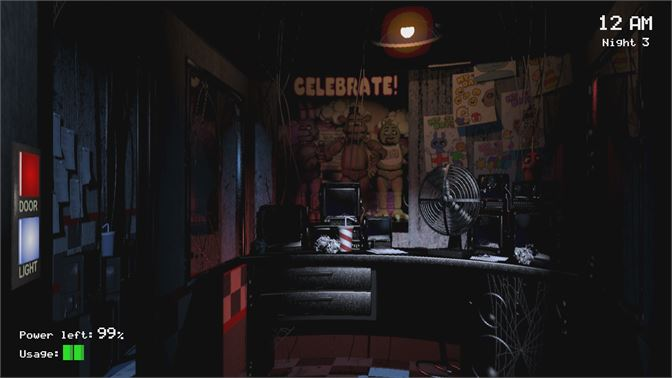 Five Nights at Freddy's Xbox