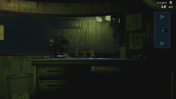 Five Night's at Freddy's 3 Review