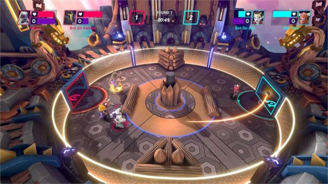 HyperBrawl Tournament Review