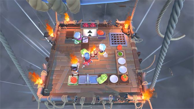 Overcooked! All You Can Eat Review