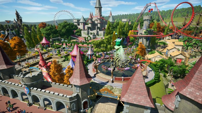 Planet Coaster: Console Edition Xbox Review