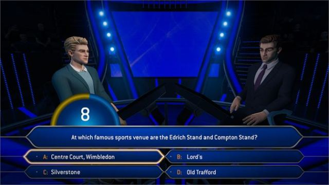 Who Wants to Be a Millionaire? Game Review