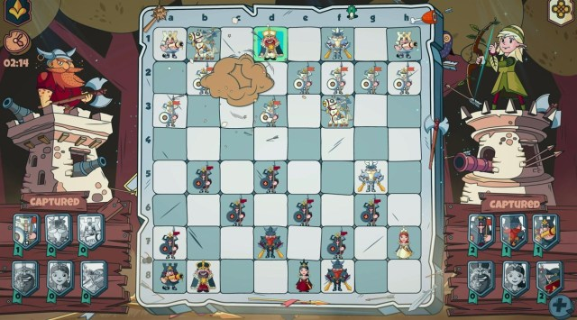brawl chess gambit xbox