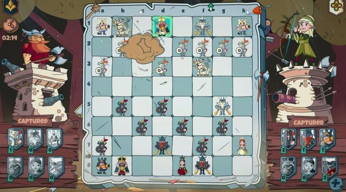 brawl chess gambit xbox
