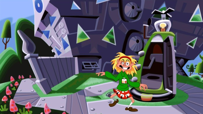day of the tentacle remastered review 1