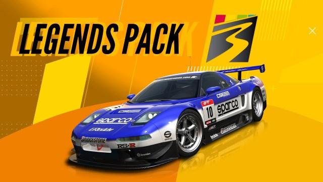 project cars 3 legends pack dlc
