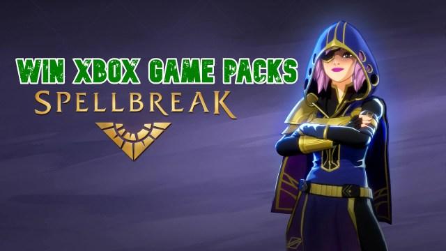 Spellbreak giveaway