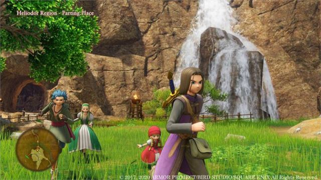 Dragon Quest XI S: Echoes of an Elusive Age - Definitive Edition Review