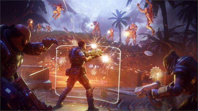 Gears 5: Hivebusters Xbox