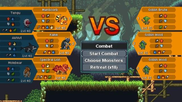 Monster Sanctuary Xbox